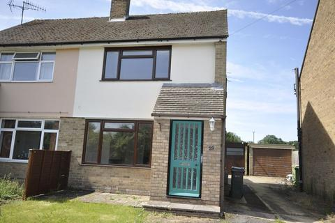 2 bedroom semi-detached house to rent - Templefields, Cheltenham