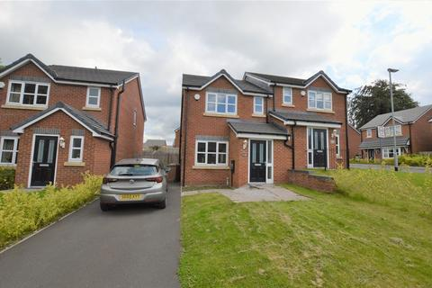 3 bedroom semi-detached house for sale - Grange Road South, Gee Cross, Hyde