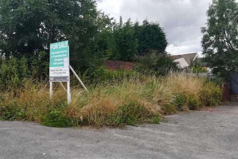 Land for sale - Hightown, Halesowen
