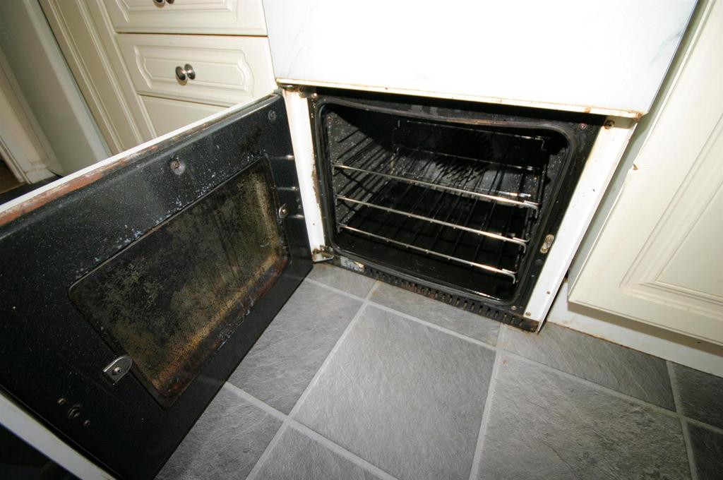 View of Bottom Oven