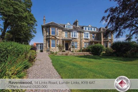 6 bedroom semi-detached house for sale - Ravenswood, 14, Links Road, Lundin Links, Fife, KY8