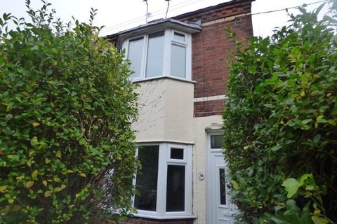 2 bedroom end of terrace house to rent - Brecon Street, Hull