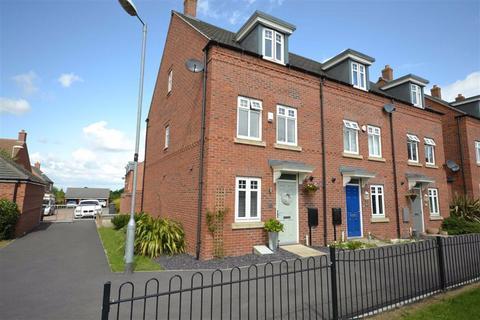 3 bedroom townhouse for sale - Kibworth Harcourt