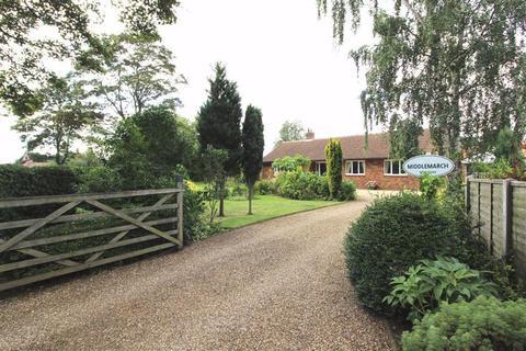 3 bedroom detached bungalow for sale - New Road, Brandesburton, East Yorkshire