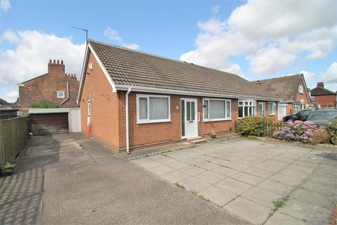 2 bedroom semi-detached bungalow for sale - Station Road, Norton