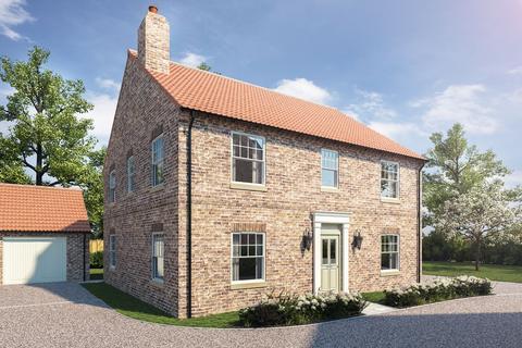 4 bedroom detached house for sale - Plot 2 Woldgate Pastures, Kilham, York, YO25