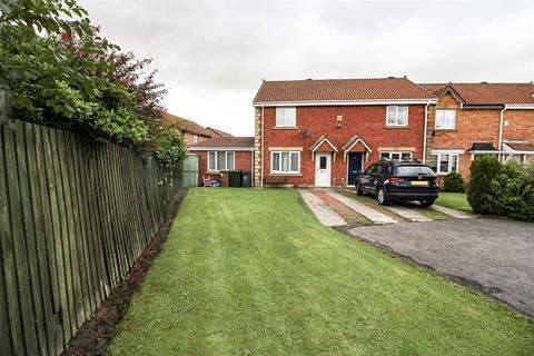 4 bedroom semi-detached house for sale - Ashley Close, Killingworth, Newcastle Upon Tyne