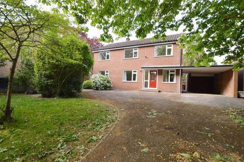 4 bedroom detached house to rent - Upper Warren Avenue, Caversham Heights