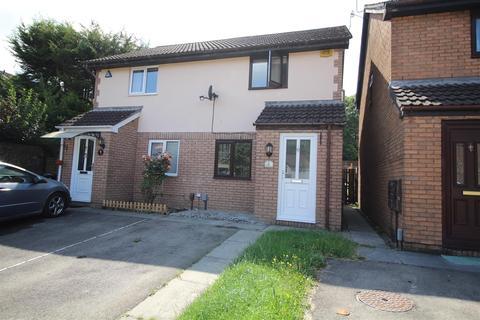2 bedroom semi-detached house for sale - Honeysuckle Close, Rogerstone, Newport
