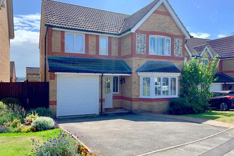 4 bedroom detached house for sale - Bluebell Way, Thatcham