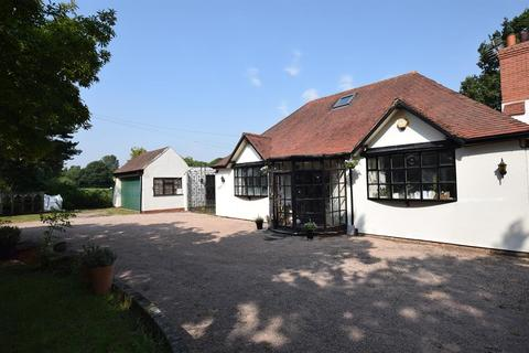 4 bedroom bungalow for sale - Lugtrout Lane, Catherine-de-Barnes, Solihull, B91 2TW