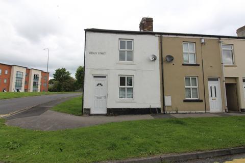 2 bedroom end of terrace house to rent - Wesley Street, Crook, DL15