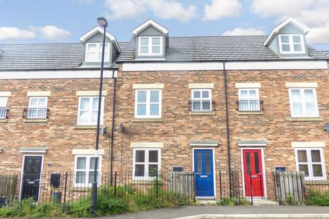 3 bedroom townhouse to rent - Amberdale Avenue, Walker, Newcastle upon Tyne, Tyne and Wear, NE6 4UF