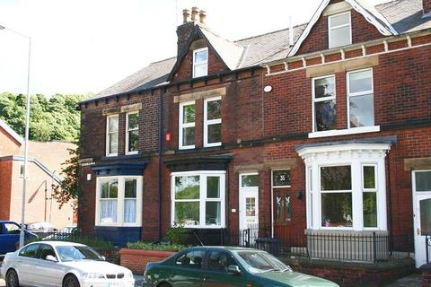 3 bedroom terraced house to rent - Rustlings Road, Endcliffe, Sheffield S11