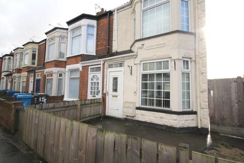 2 bedroom end of terrace house to rent - Derwent Avenue, Hull, HU4