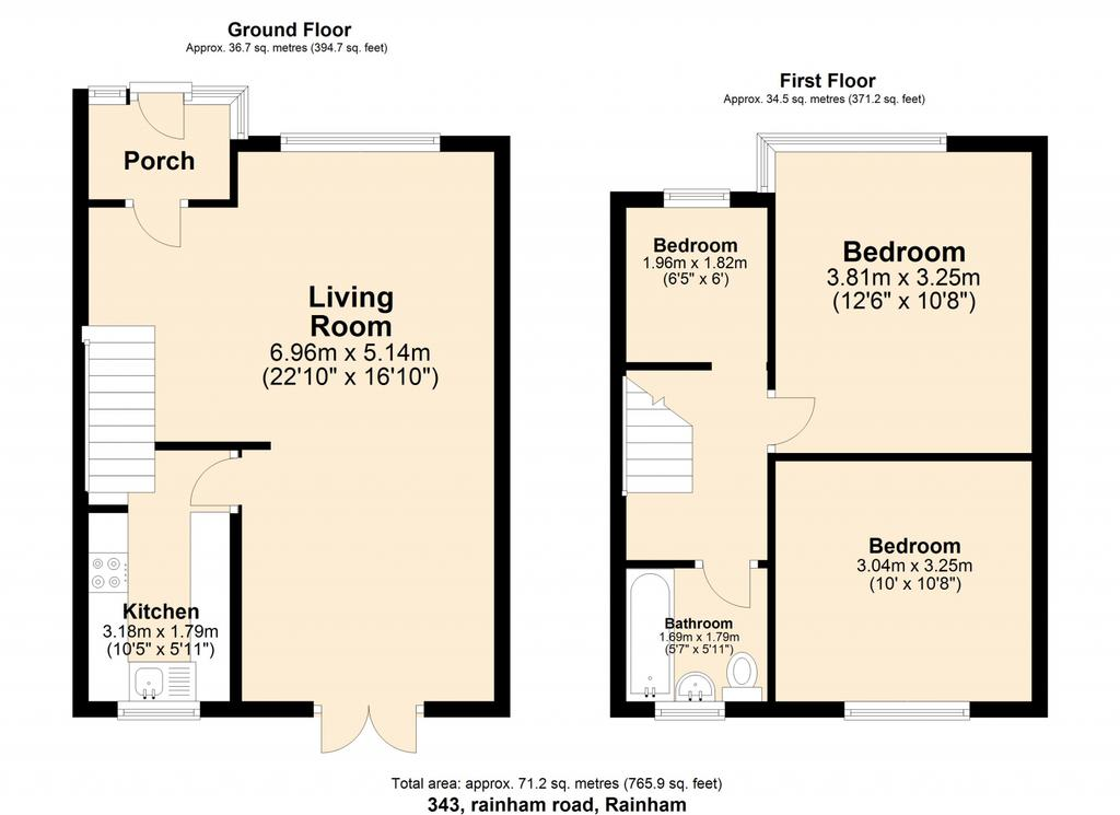 Floorplan 2 of 2: Floor Plan