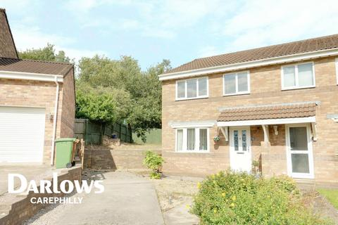 3 bedroom semi-detached house for sale - Brynawel, Caerphilly
