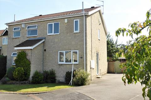2 bedroom semi-detached house for sale - Wentworth Place, Thorpe Hesley, Rotherham, S61 2QX