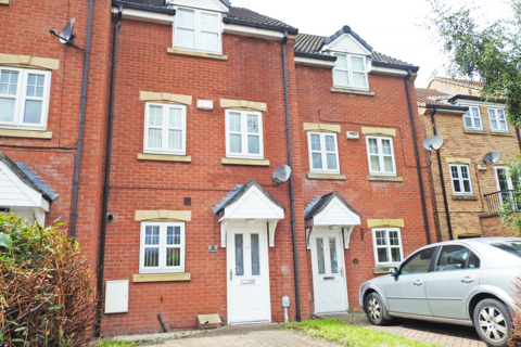 3 bedroom townhouse to rent - Flanders Red, Sutton Park, HU7