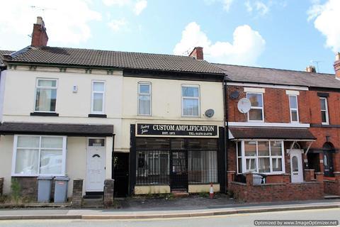 Shop to rent - Edleston Road, Crewe, CW2