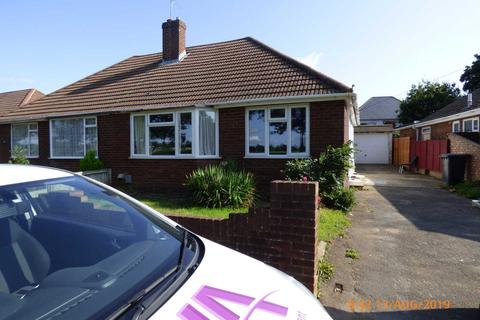 2 bedroom bungalow to rent - Catsbrook Road, Luton