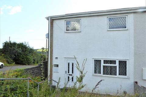 3 bedroom end of terrace house for sale - Chestnut Grove, Maesteg, Bridgend. CF34 0NT