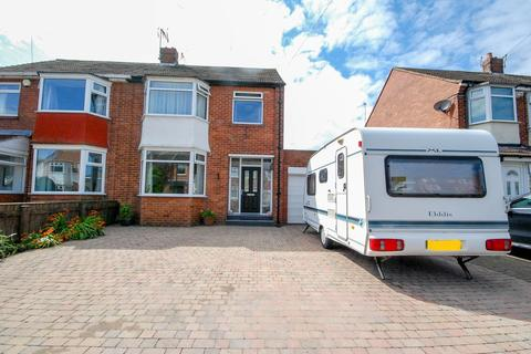 3 bedroom semi-detached house for sale - Woodlands Drive, Cleadon