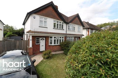 3 bedroom semi-detached house to rent - Orchard Grove, Maidenhead, SL6 6DR