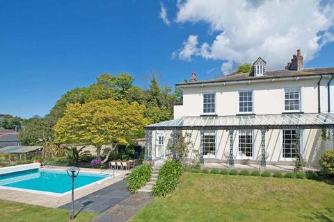 4 bedroom townhouse for sale - The Parade, Truro, Cornwall