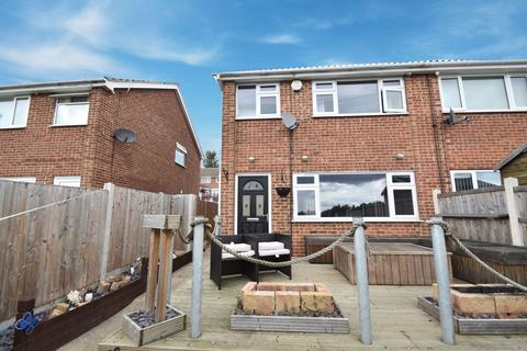 3 bedroom semi-detached house for sale - Hall Park Court, Kippax
