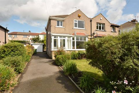 3 bedroom semi-detached house for sale - Crowther Avenue, Calverley, Pudsey, West Yorkshire