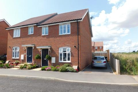 3 bedroom semi-detached house for sale - Sorley Road, Stowmarket