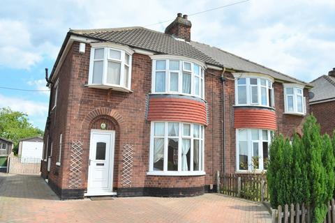 3 bedroom semi-detached house for sale - Newland Avenue, Scunthorpe