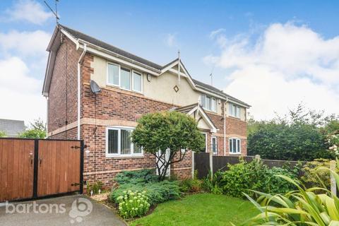 2 bedroom semi-detached house for sale - Larkhill Close, Parkgate