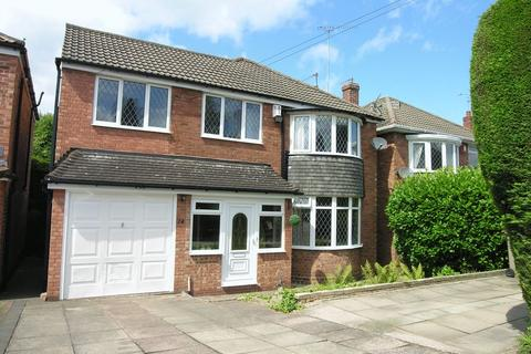 4 bedroom detached house for sale - Woodside Close, Walsall