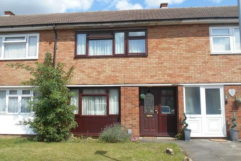3 bedroom terraced house for sale - Hooper Close, Kempston, Bedfordshire, MK42 7HS