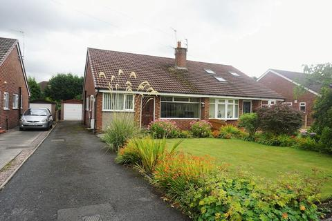 3 bedroom semi-detached bungalow for sale - Lancaster Close, Hazel Grove