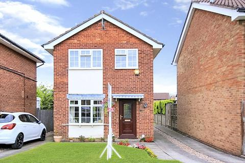 3 bedroom detached house for sale - Rylestone Close, Meir Park