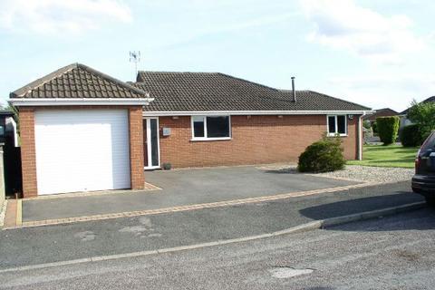 3 bedroom detached bungalow for sale - Acacia Drive, Lower Pilsley