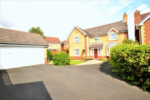 4 bedroom detached house for sale - Moralee Close, Newcastle Upon Tyne