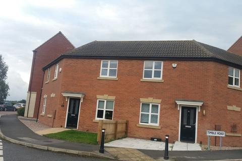 3 bedroom semi-detached house to rent - Timble Road, Hamilton, Leicester