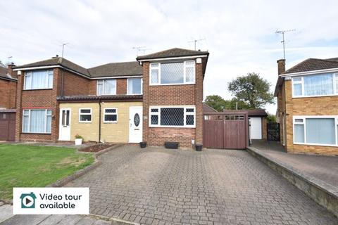 3 bedroom semi-detached house to rent - Forrest Crescent, Luton