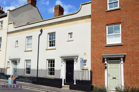 3 bedroom terraced house for sale - Westcott Street, Poundbury, DT1
