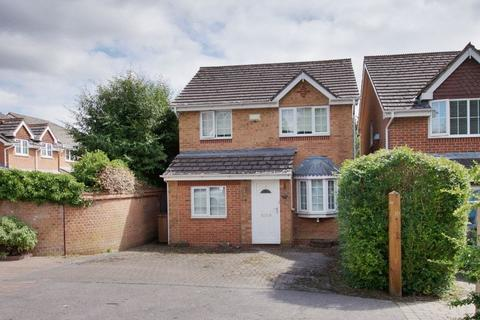 3 bedroom detached house for sale - Weyhill Gardens, Andover