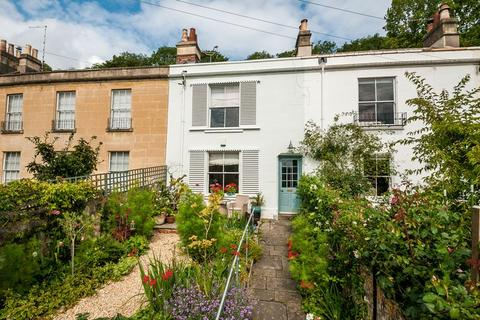3 bedroom terraced house for sale - Prospect Place, Camden, Bath, BA1