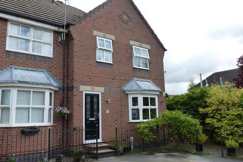 4 bedroom terraced house for sale - Pinfold Mews, Beverley, East Riding of Yorkshire, HU17 9BW