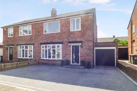 3 bedroom semi-detached house for sale - Cranbourne Grove, Cullercoats, Tyne & Wear