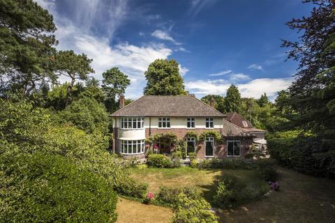 4 bedroom detached house for sale - Canford Cliffs Road, BRANKSOME PARK, Poole