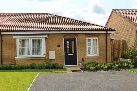 2 bedroom semi-detached bungalow to rent - Nightingale Road, Guisborough