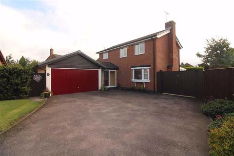 4 bedroom detached house for sale - Berford Close, Broughton Astley